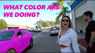 TJ Hunt & Sabrina Visit Premium Auto Styling + Where has Johnny been?