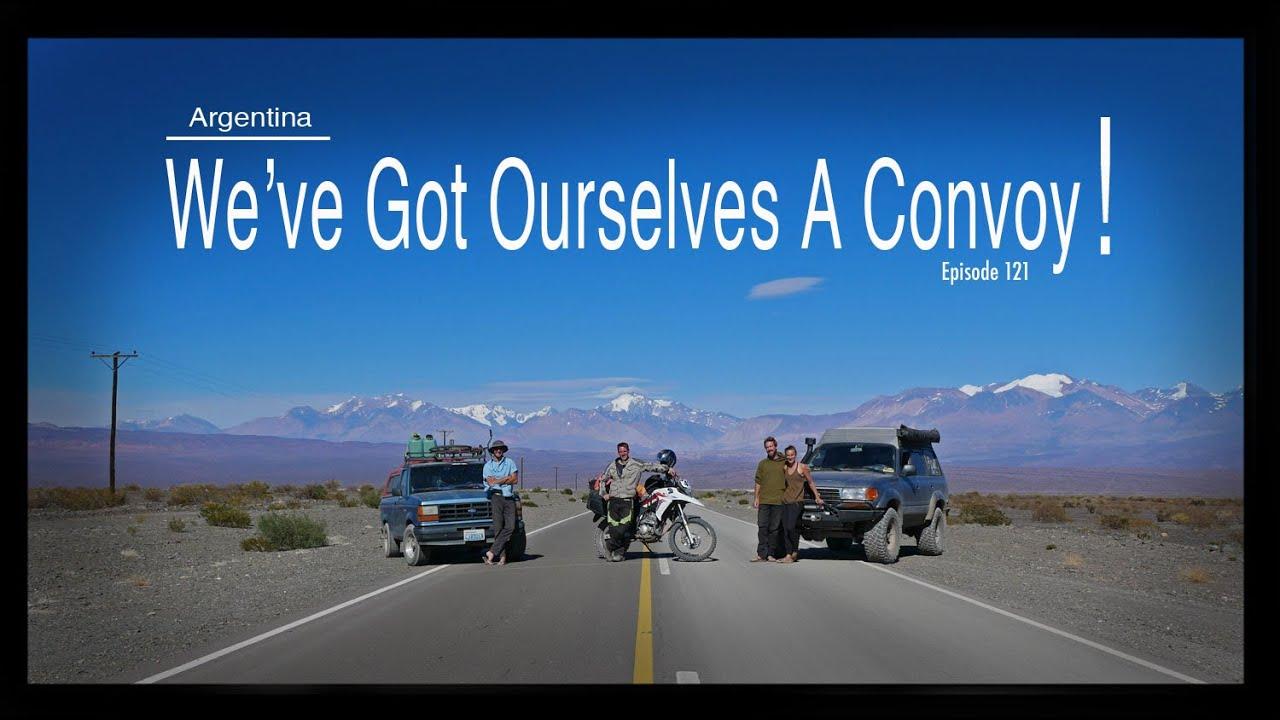 We've Got Ourselves A Convoy!