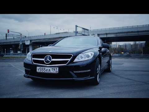 THE TEST ZAKAT Mercedes Benz CL 63 AMG