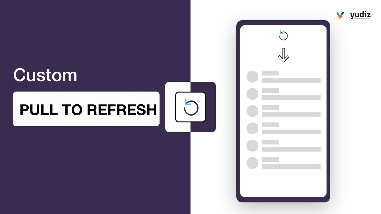 Custom Pull-To-RefreshView: Swift 4