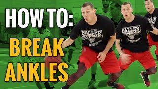 4 different basketball crossovers | how to crossover in basketball