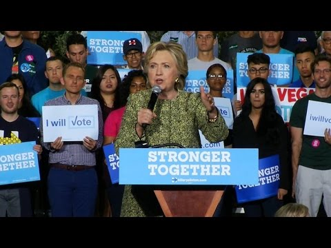 Download WATCH: Hillary Clinton speaks about healing the nation in Las Vegas
