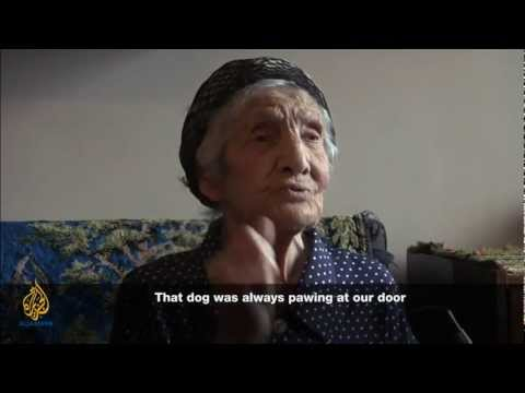 104 Years Old Grandma A Survivor of The Armenian Genocide Sharing Her Memory
