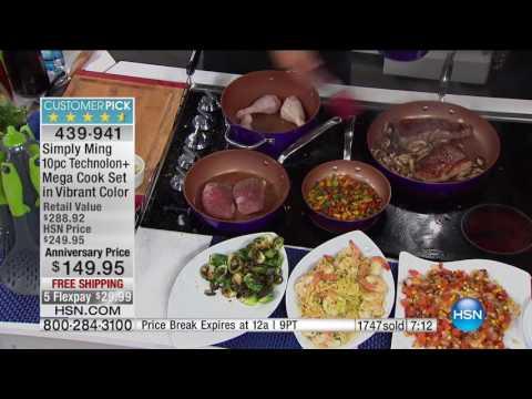 HSN | Chef Ming Tsai Anniversary 09.09.2016 - 09 PM