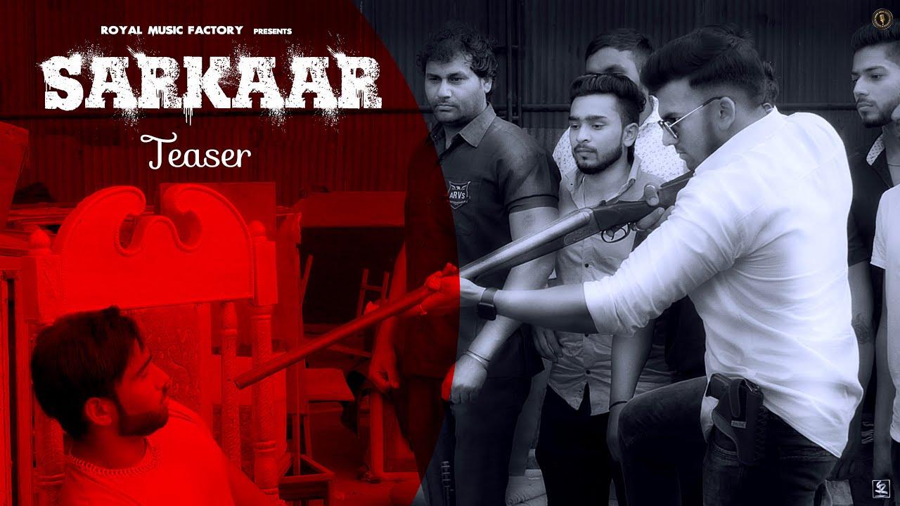 Sarkaar (Teaser) | Yash Vashisht | DK Sachin | SR Music | New Haryanvi Songs Haryanavi 2021 | RMF