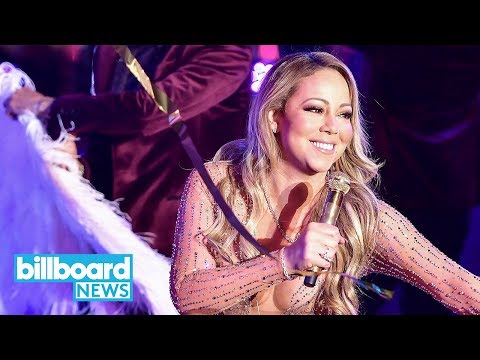 Mariah Carey Returns to Hot 100 With 'All I Want for Christmas Is You' | Billboard News Mp3