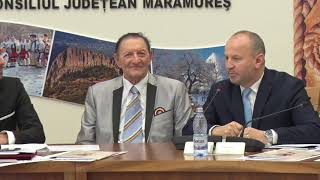 Sedinta ordinara a Consiliului Judetean Maramures din 18.12.2019
