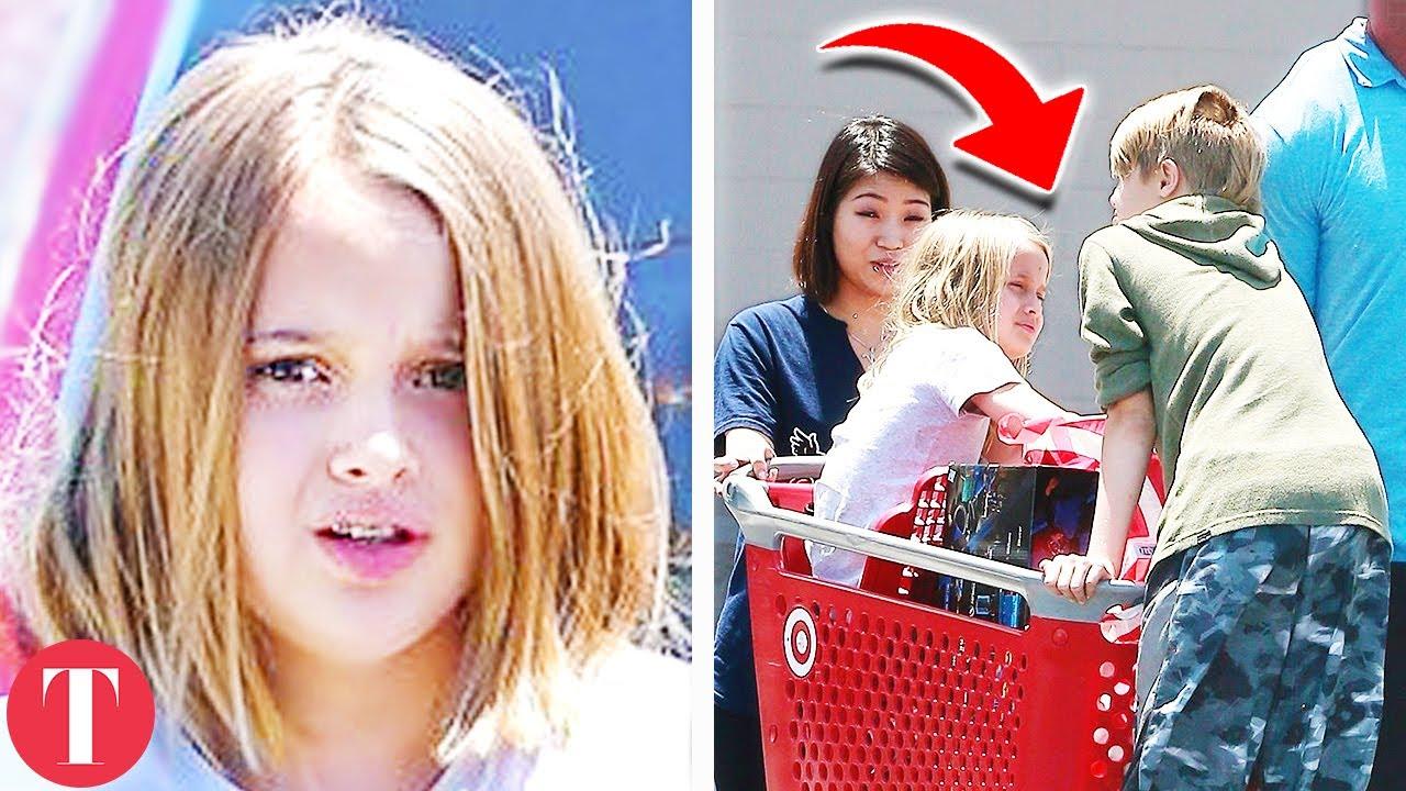 Неверојатно нормалниот живот на децата на Анџелина Џоли и Бред Пит
