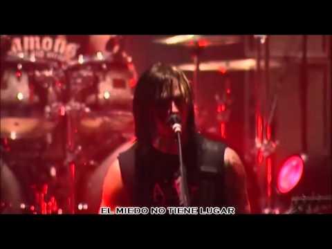 Bullet For My Valentine - The poison (sub español)