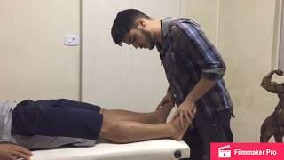 Osteopatia (dia de liberação miofacial )