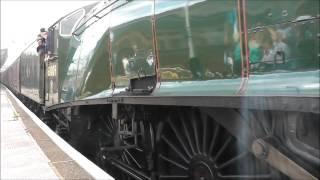LNER A4 Pacific No. 60009 - North Wales Coast Express - 3/8/14