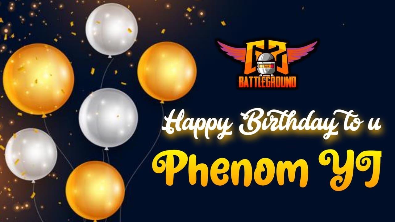 Many More Happy Returns Of The Phenom Yt G2 Pro Player