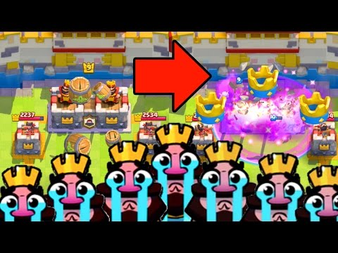 MORE CLAN BATTLES in Clash Royale? Clan Tournaments?