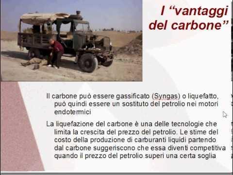 Video seminario sul carbone