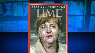 Time Magazine's Person of the Year: Angela Merkel