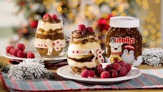 Przepis na świąteczne tiramisu z kremem Nutella® [Nutella® ]