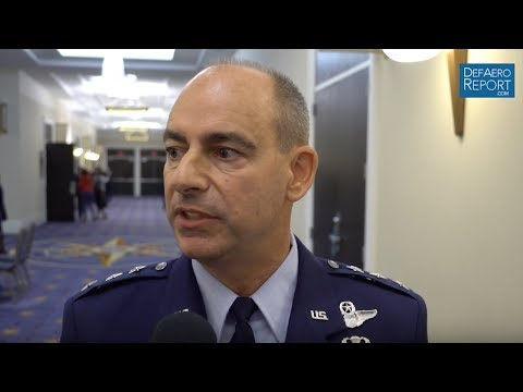 USAFCENT Chief Discusses USAF's CENTCOM Campaigns, Air-Ground Integration at AFA's ASC17