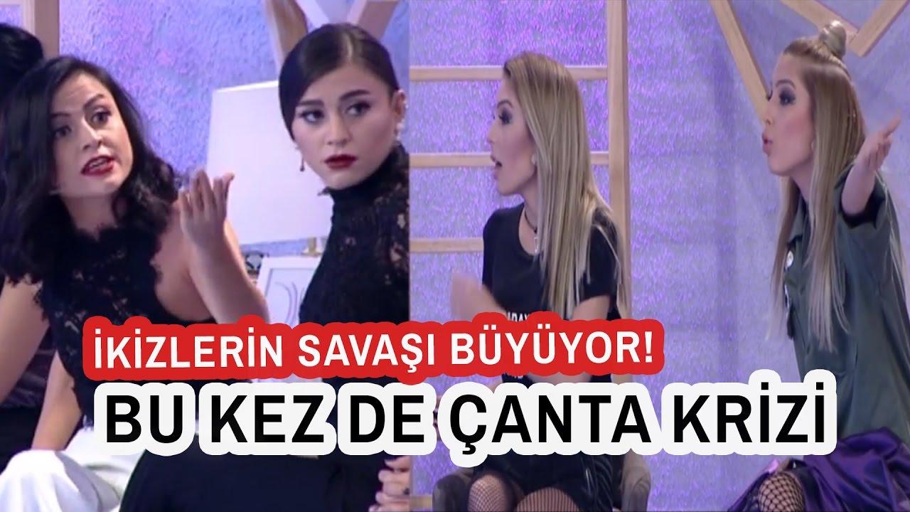 Kaybolan Çanta Aylin ve Selin''de Dedi, Kavga Çıktı!