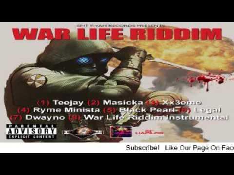 War Life Riddim Instrumental - 2015