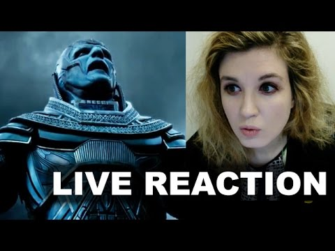 X-Men Apocalypse Trailer REACTION aka REVIEW - Beyond The Trailer