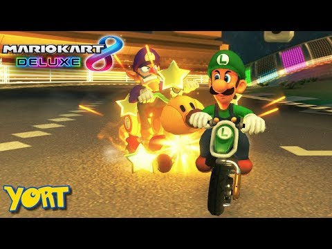 Mario Kart 8 Deluxe - Let's have some tournaments! (Code in description!)
