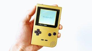 Backlighting A GameBoy Pocket - Worth It?