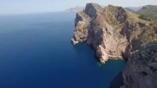 Mallorca & DJ Phantom 4 : 4K