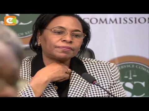 JSC interviews High Court judge Justice Msagha Mbogholi