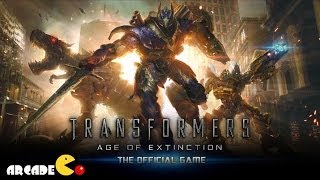 TRANSFORMERS: AGE OF EXTINCTION - The Official Game - iOS / Android