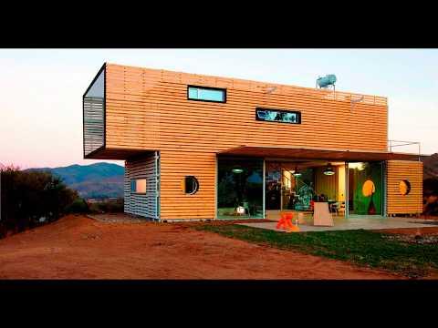 Best Container Home Design Ideas +100