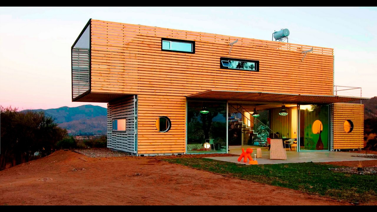 Best Container Home Design Ideas +100 - YouTube