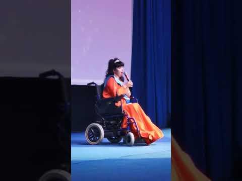 Юлия Хлюбцева   Жизнь без границ   номинация Авторская песня г.Рыбинск