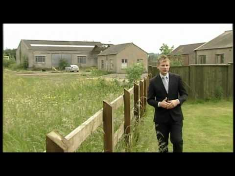 BBC POINTS WEST - CHRIS JAMES - Gypsy sites discussed for Bath