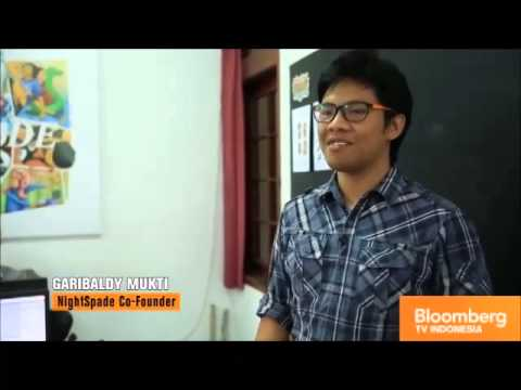 Bloomberg TV Indonesia   StartUp   Risman Adnan Developer Experience Director, Microsoft Indonesia