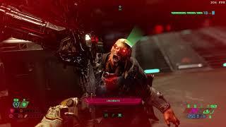 Doom eternal Mars core master level nightmare
