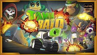 TANK RAID ONLINE - Обзор игры для Андроид