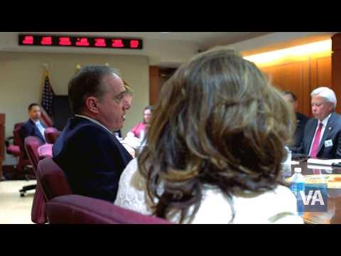 VA secretary, VSOs: Changing the VA culture together