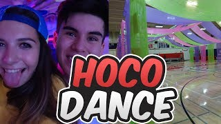 homecoming vlog