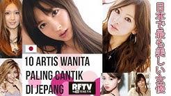 10 Artis Jepang Paling Cantik (Most Beautiful Japanese Actress)