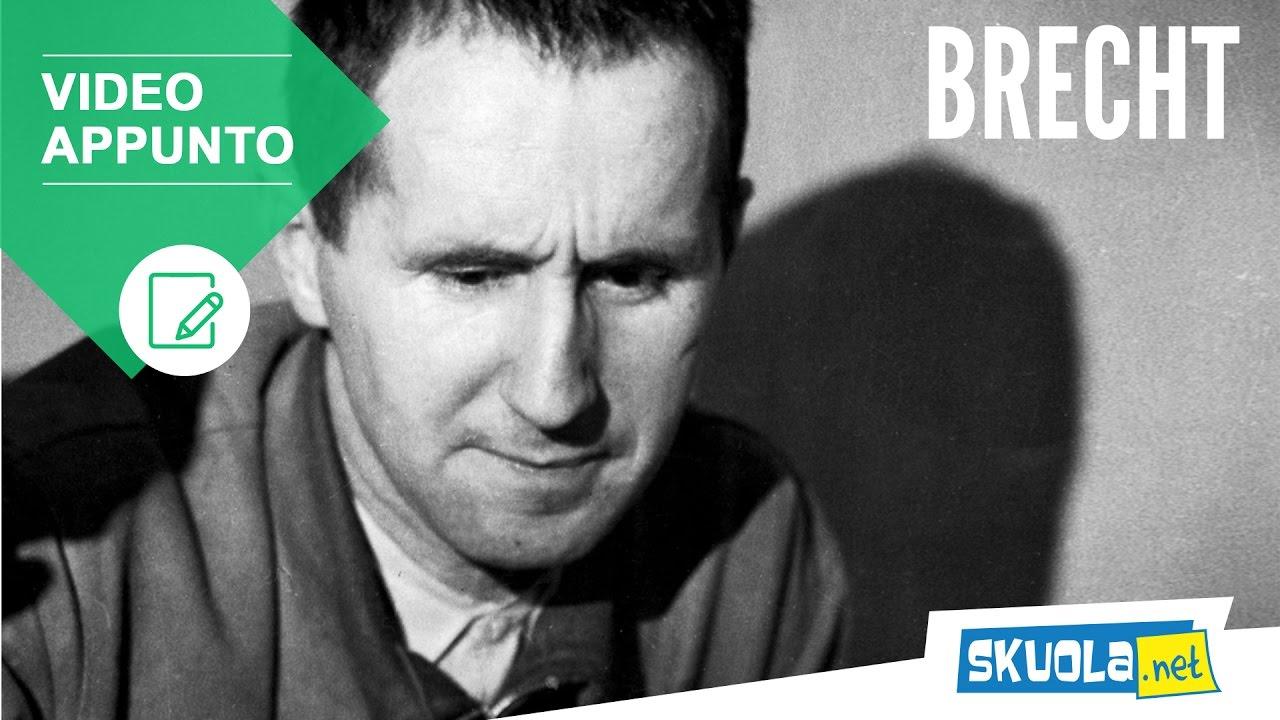Bertolt Brecht Vita E Opere
