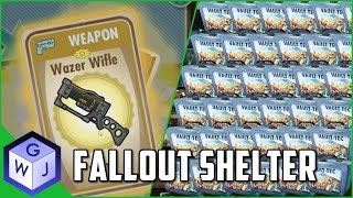 Fallout Shelter Lunchboxes Opening Legendary Overload Spooktacular