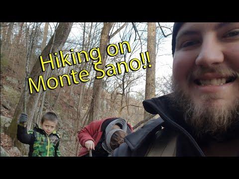 Monte Sano Hiking Trip - Travel Vlog - Raging Leopard Studios