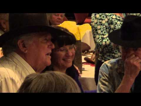 2013 High Chaparral Reunion Don, Henry, Penny Travel Video