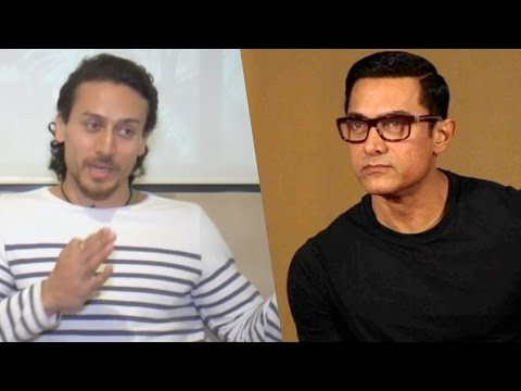 Tiger Shroff's Kind Words For Aamir Khan