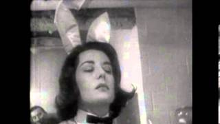 Barbara Walters learns the secrets of Playboy Bunnies