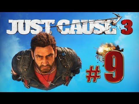 Just Cause 3 - Modo historia PS4- Español latino parte 9 - 1080p