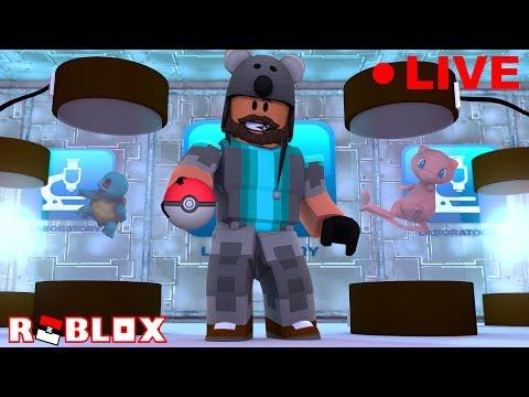 MEW + Z-CRYSTALS + PORT DECCA!!! | Pokémon Brick Bronze [#80] | ROBLOX LIVE