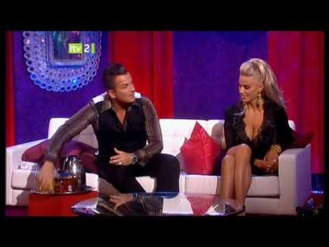 Nicole Scherzinger - Interview (Katie and Peter Unleashed - 19th October 2007)