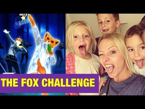 L'ATELIER DE ROXANE, LOUANE et MATHYS relèvent le DEFI JUST DANCE :) QUI SERA le FOX ??
