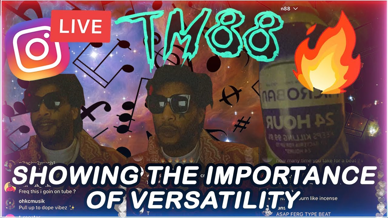 Download TM88 Playing Insane Beats on IG Live (1 Hour) ☠️🔥